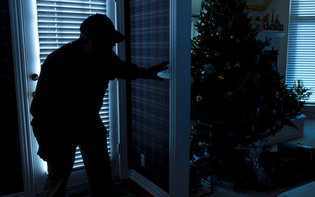 Home security during the holidays